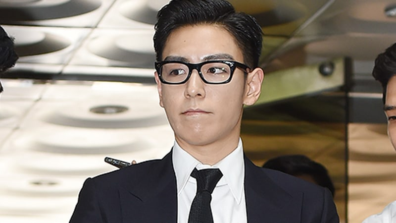 BIGBANG's T.O.P Loses Position As Conscripted Policeman