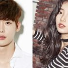 """Lee Jong Suk And Suzy Wrap Up Filming For """"While You Were Sleeping"""" + First Photo Revealed"""