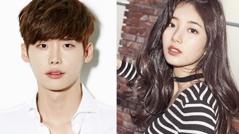 "Lee Jong Suk And Suzy Wrap Up Filming For ""While You Were Sleeping"" + First Photo Revealed"