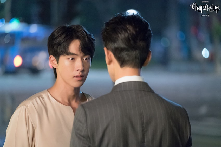 """Tensions Rise For Nam Joo Hyuk And Im Joo Hwan In New """"Bride Of The Water God"""" Stills"""