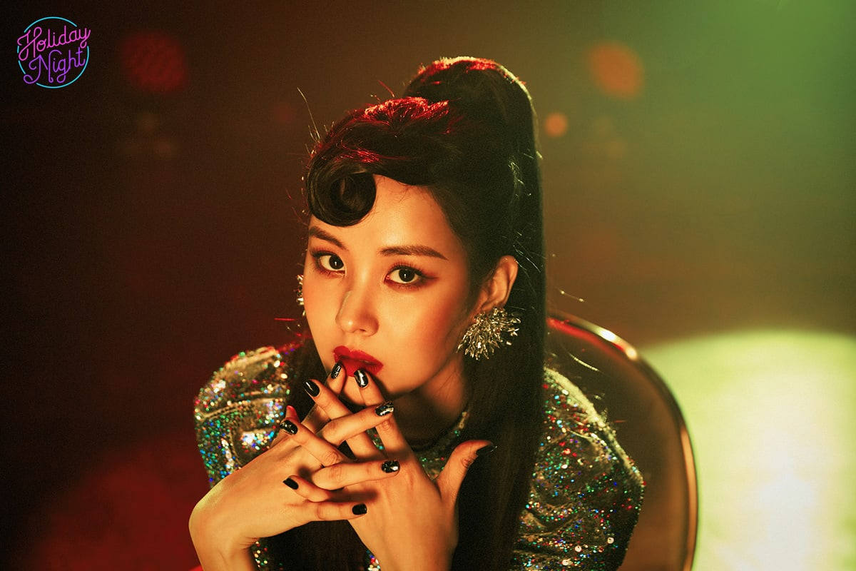 Girls Generations Seohyun Stars In Latest Teasers For Holiday Night