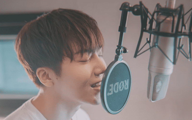 """Watch: PENTAGON's Jinho Performs Stunning Cover Of Jeremih's """"I Think Of You"""""""