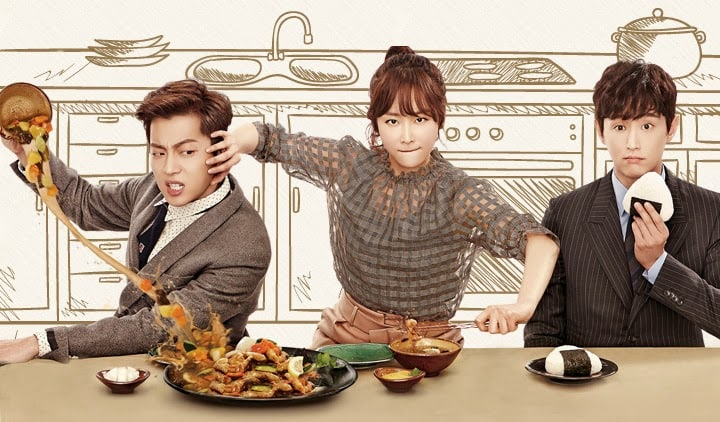 tvN Drama Lets Eat Confirmed To Return With 3rd Season