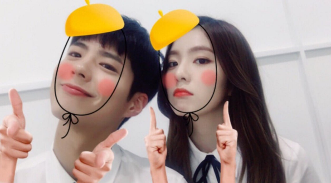 Red Velvet's Irene Talks About Park Bo Gum And Reveals Her Ideal Type