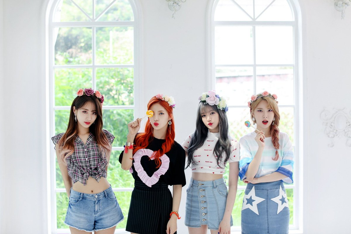 Update: 9MUSES Drops Teaser Images For Upcoming Repackaged Album