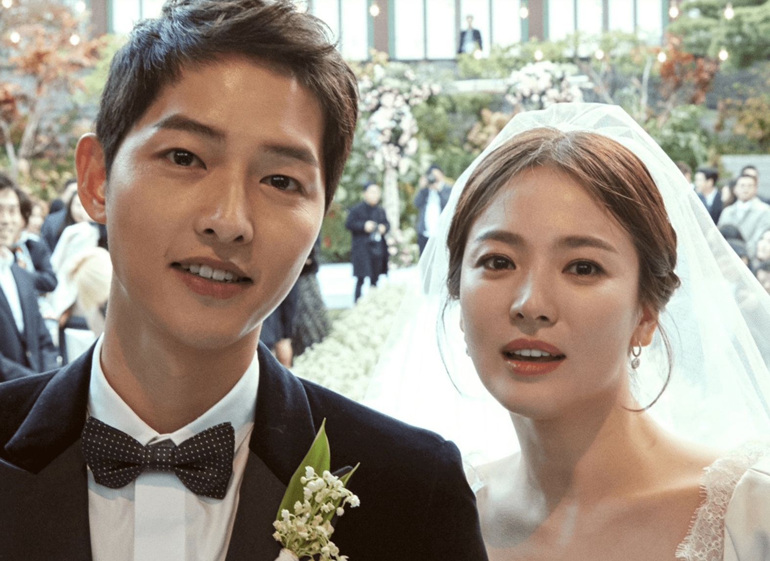 11 K-Drama Couples That Met On Set And Married In Real Life