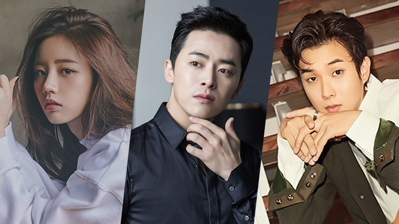 Girls Days Hyeri And Choi Woo Shik In Talks To Join Jo Jung Suk In New Drama