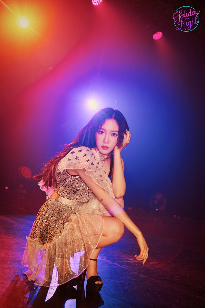 Watch: Girls Generation Reveals Taeyeons Teasers For Holiday Night