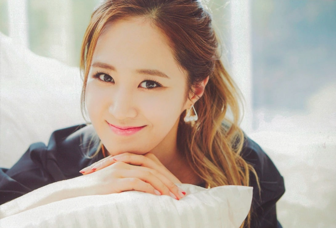 Girls Generations Yuri Updates Fans On Her Ankle Injury