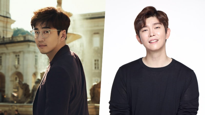 Yoon Kye Sang And Yoon Kyun Sang Deny Reports Of Appearing In New Drama Following Name Mix-Up