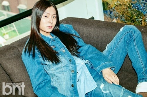 Jang Moon Bok Talks About Why He Grew Out His Hair And Looking Like Red Velvet's Seulgi