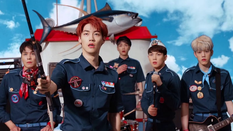 Watch: N.Flying Makes 5-Member Comeback With Real MV Featuring Special Cameo