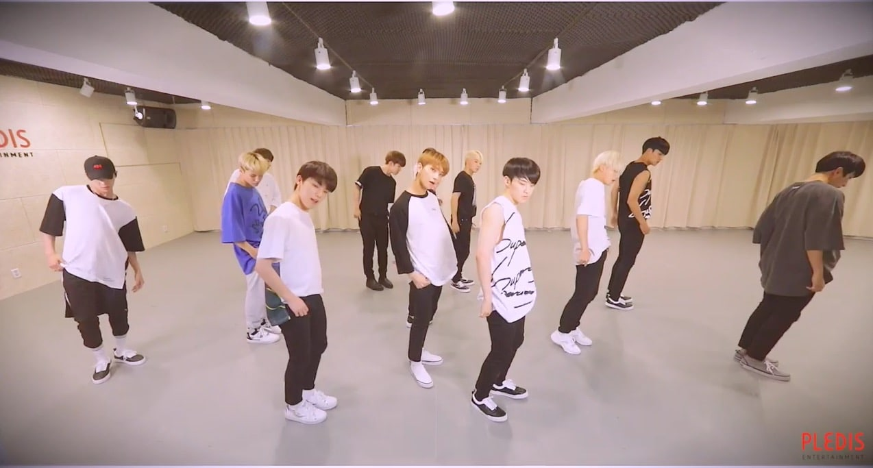 """Watch: SEVENTEEN Celebrates 800 Days Since Debut With """"Crazy In Love"""" Choreography Video And More"""