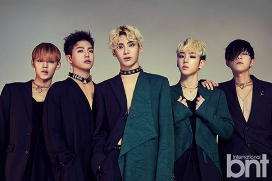 A.C.E Talks Short Pants, Teenage Years, And Past Agencies For Magazine Pictorial