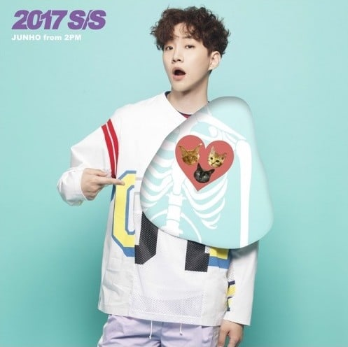 2PM's Junho Achieves High Ranking On Music Chart With New Japanese Album