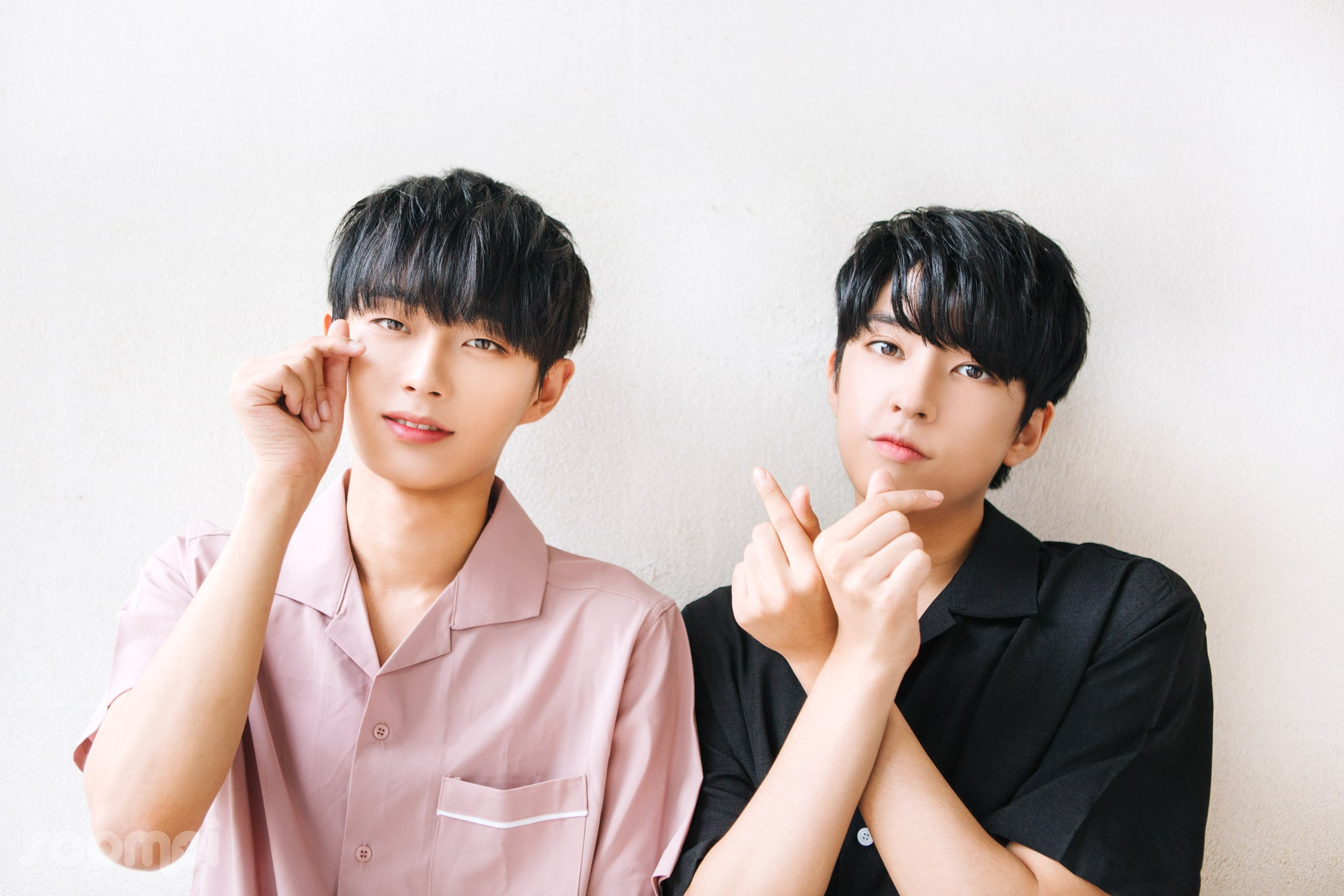 Exclusive: Longguo&Shihyun Share Their Self-Written Profiles, Revealing Their Inner Thoughts, Strange Nicknames, And More