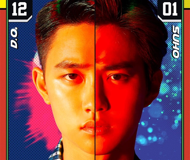 EXO Drops Individual Teasers For D.O. And Suho