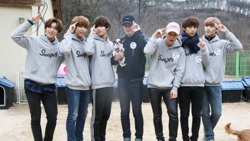 SNUPER Looks After Abandoned Dogs At Animal Shelter