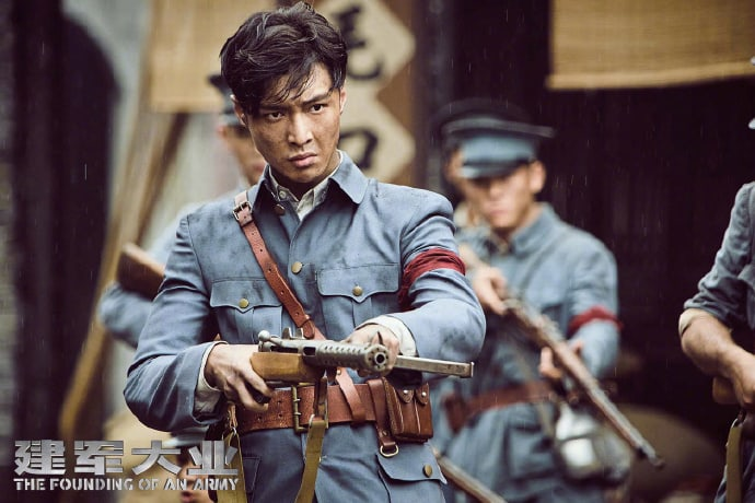 EXO's Lay Talks About Playing A Revolutionary In New Chinese Film