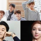 BTS, Gong Yoo, Lee Yoo Ri, And More Win 2017 Brand Of The Year Awards