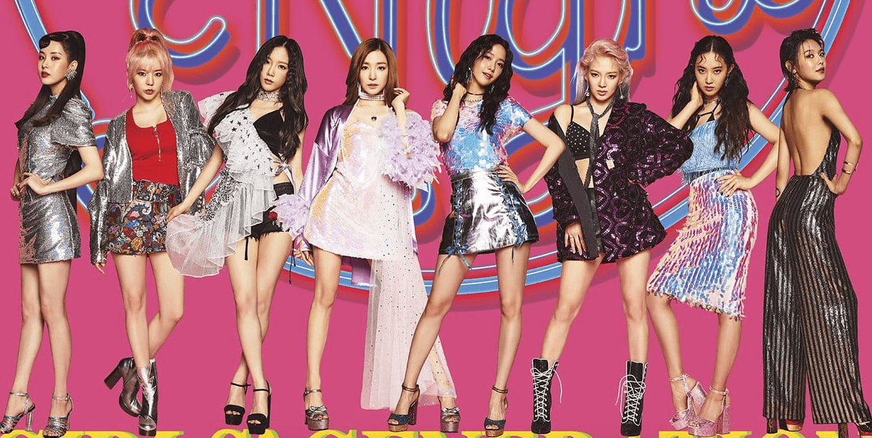 Here's How Twitter Is Reacting To Girls' Generation's 10th Anniversary Comeback