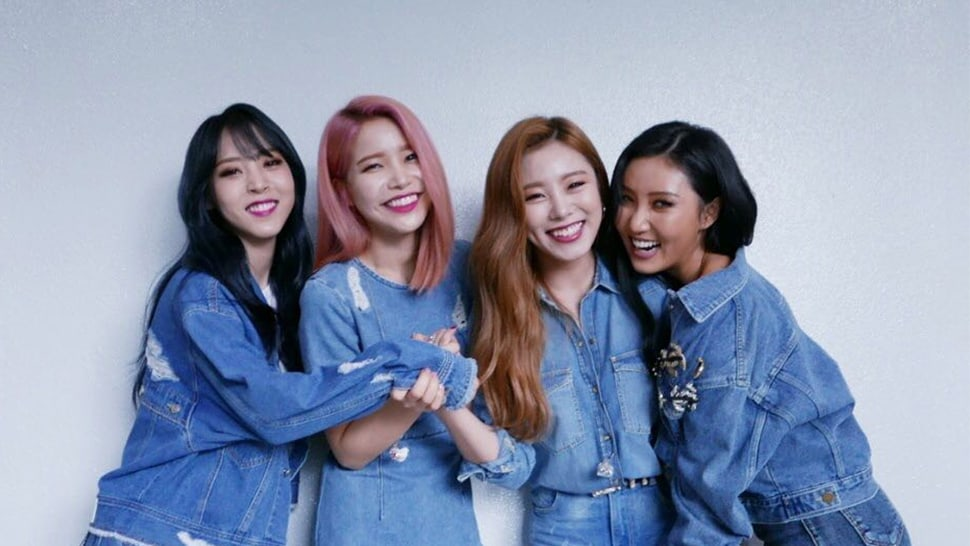 MAMAMOO Talks What They Would Be Doing If They Weren't Singers And Famous Jung Woo Sung Ad-Lib