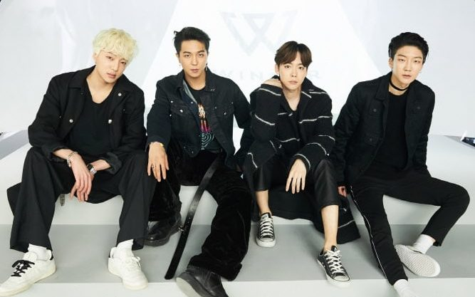 "WINNER Talks About Having The Opportunity To Star In ""Youth Over Flowers"" Together"