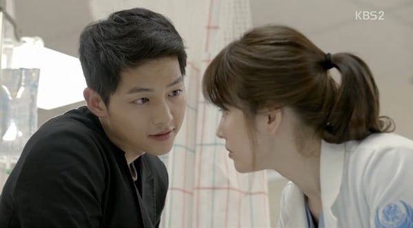 Song Joong Ki Reminisces About How He Felt While Proposing To Song Hye Kyo