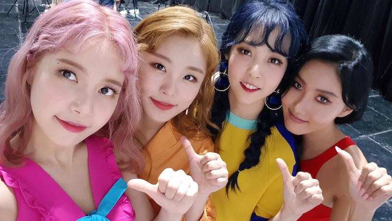 MAMAMOO Shares First Impressions Of Each Other And More Fun Stories