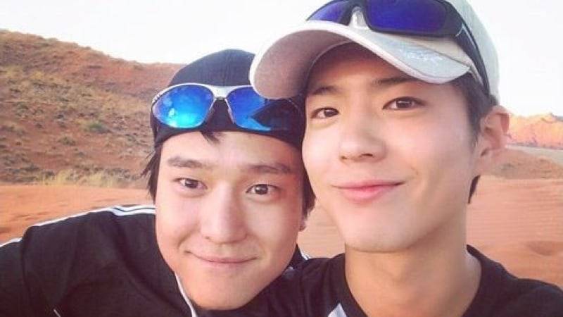 Go Kyung Pyo Credits Some Of His Success To Actor Park Bo Gum