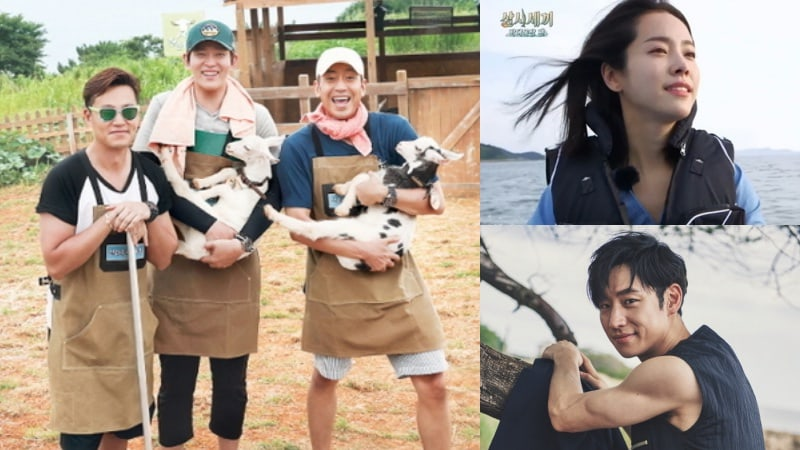 """""""Three Meals A Day"""" Kicks Off New Season With Impressive Ratings And Confirms Lee Je Hoon As Next Guest"""