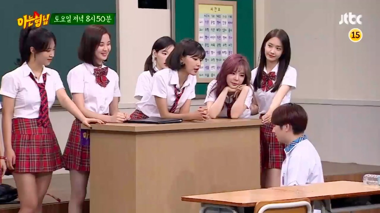 """Watch: Girls' Generation Takes Over """"Ask Us Anything"""" In New Preview"""