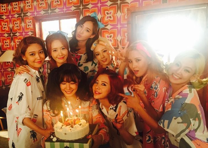 Girls' Generation Shares Their Love And Thanks On 10th Anniversary