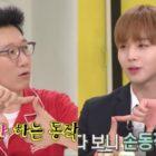 Ji Suk Jin Finds Out He First Met Wanna One's Park Ji Hoon 9 Years Ago
