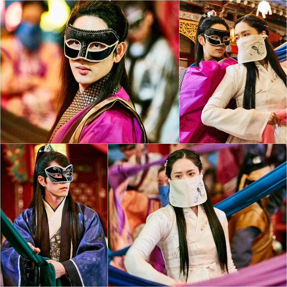 """""""The King Loves"""" Builds Anticipation For A Deepening Love Triangle With New Preview Stills"""