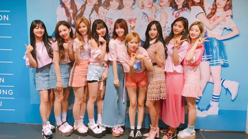 TWICE's Japanese Debut Album Sees Unexpected Revival On Oricon's Daily Chart