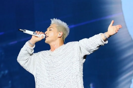 Taeyang Shares His Goals For His Upcoming Solo Album During Japanese Concert