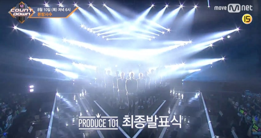 "Watch: Mnet Teases Epic ""Produce 101"" Reunion For Upcoming ""M!Countdown"""