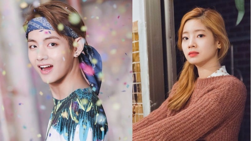 """BTS's V and TWICE's Dahyun To MC For """"Korean Music Wave"""""""