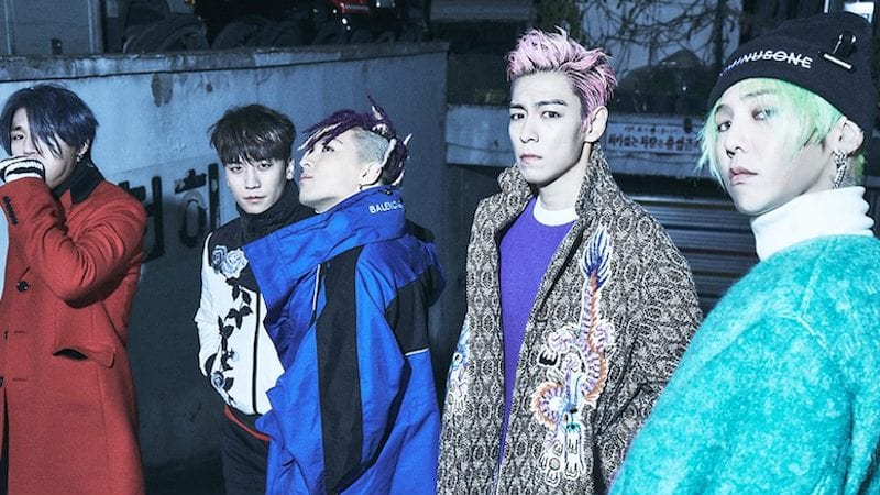 BIGBANG Fans Celebrate 11 Years Since Their Debut On Anniversary
