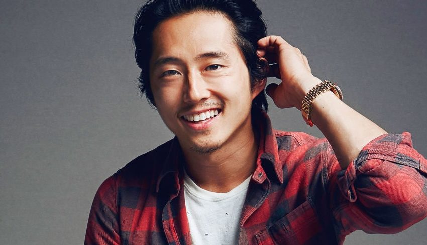 Steven Yeun Kore Televizyonunda! /// 8 Ağustos 17