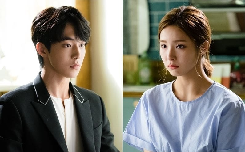 "Nam Joo Hyuk And Shin Se Kyung Look Serious In New ""Bride Of The Water God"" Preview Stills"