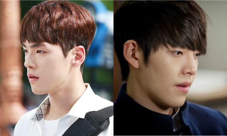 Kim Jung Hyun Of School 2017 Gets Noticed For His Similarity To Kim Woo Bin