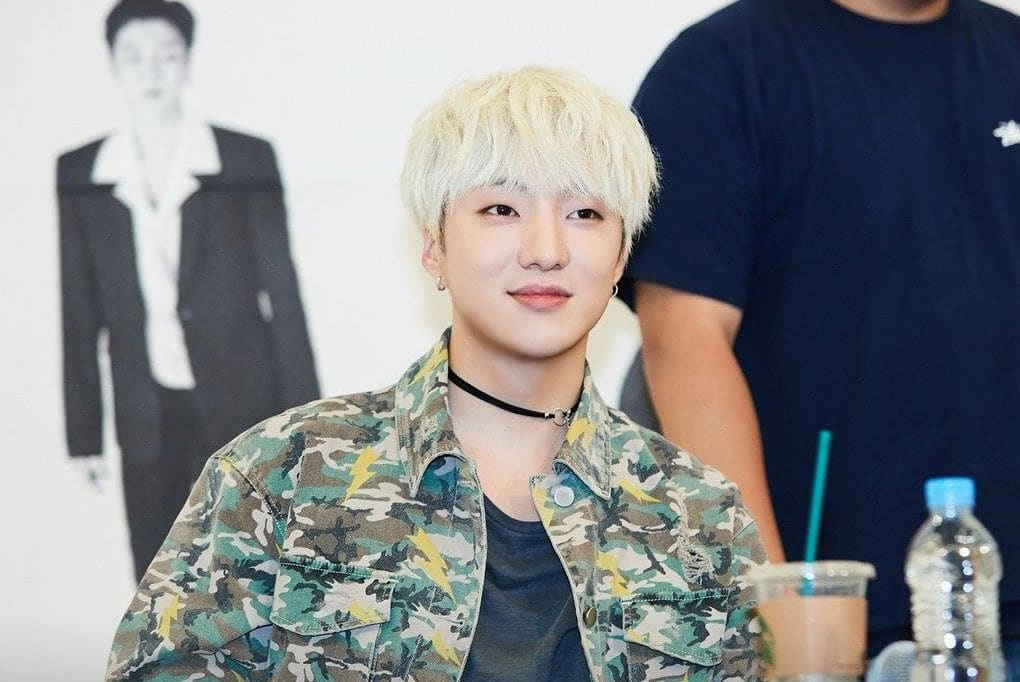 WINNERs Kang Seung Yoon Reveals What Hes Doing To Prepare For His Upcoming Drama
