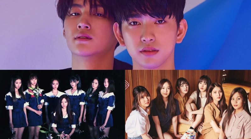 JJ Project, DreamCatcher, and GFRIENDs New Releases Make Debuts On Billboards World Albums Chart