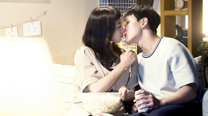 "Yeo Jin Goo And Lee Yeon Hee Tease Sweet Romance On ""Into The New World"""