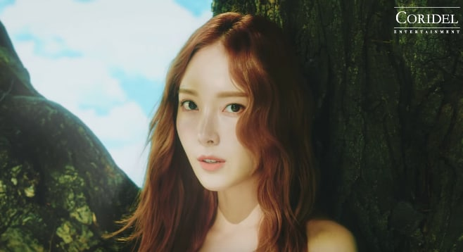 Watch: Jessica Celebrates Her 10th Debut Anniversary With MV For Summer Storm