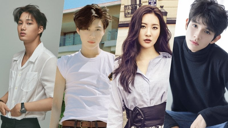 EXOs Kai, SHINees Taemin, Sunmi, Samuel Kim And More To Appear On Happy Together 3 Special
