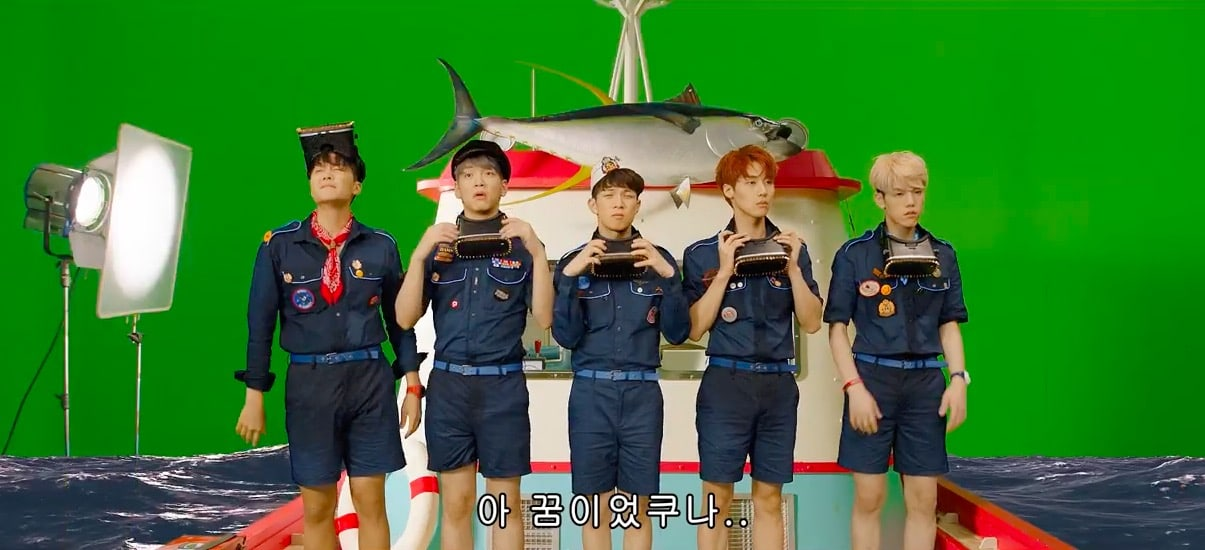 """Update: N.Flying Shares Funny Epilogue To """"The Real"""" MV"""
