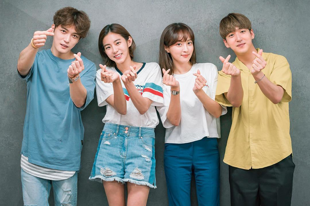 """Manhole"" Cast Talk About What Time In Their Lives They'd Like To Revisit Through Time Travel"